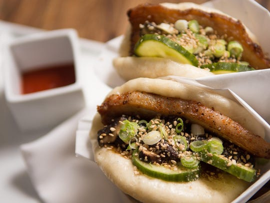 Pork buns from LuLou's.