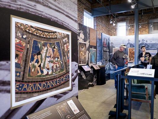 BMN 060817 Guastavino exhibit