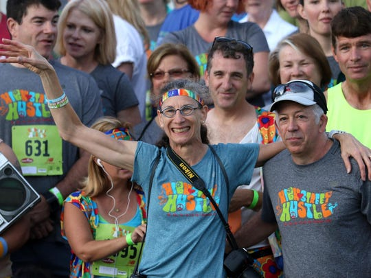 High Street Hustle returns 7:30 to 11 a.m. Aug. 12, starting in front of the State Capitol.