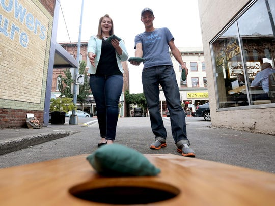 Capital City Cornhole Classic10 a.m. to 5 p.m. Sept. 9 at the State Capitol State Park in Salem. $45 per two-player team. Register by 10 p.m. Sept. 6.