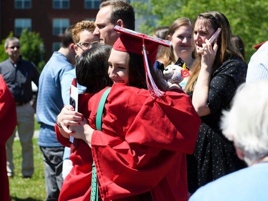 CVU Graduation 06/15/18