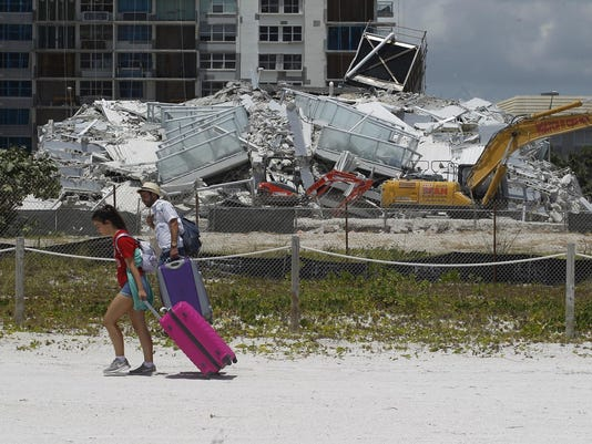 Building Collapse Florida