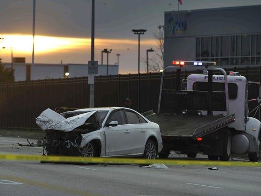 Philadelphia Stabbing-Fatal Wreck