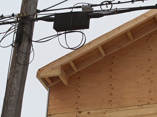 Some New Jersey residents who have to raise their house on pilings can now use RREM money to pay for taller utility poles.