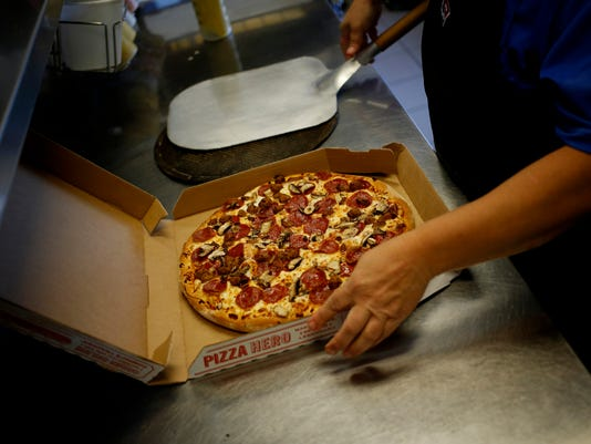 Inside a Domino's Pizza Location As Consumers Are 'Still Cautious'