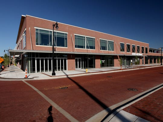 Slows Bar BQ will open a restaurant in this corner of Grand Rapids' Downtown Market in spring 2015.