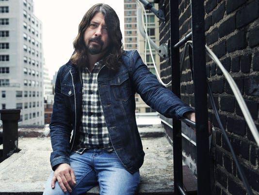 Foo Fighters have top single on the iTunes chart, while Slipknot has