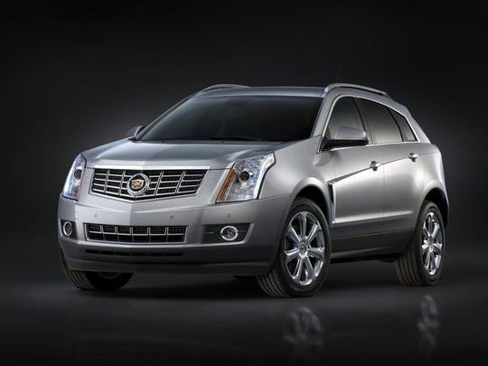 The Cadillac SRX Crossover