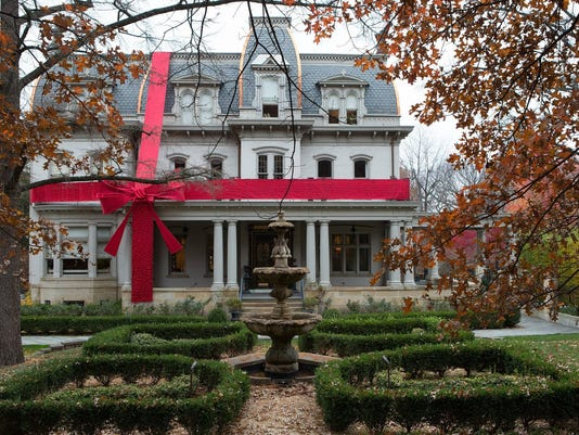 Grand Second-Empire style mansion from 1871 a gift to tour