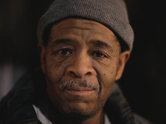 James Robertson, 56, of Detroit.