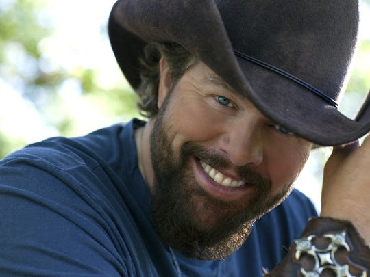 Toby Keith performs June 27 at DTE Energy Music Theater.