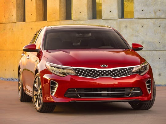 Kia will introduce the all-new 2016 Optima at the 2015 New York Auto Show on April 1, 2015.