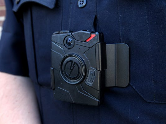 AP POLICE BODY CAMS A USA MI