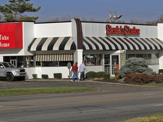 An Indianapolis Steak 'n Shake.