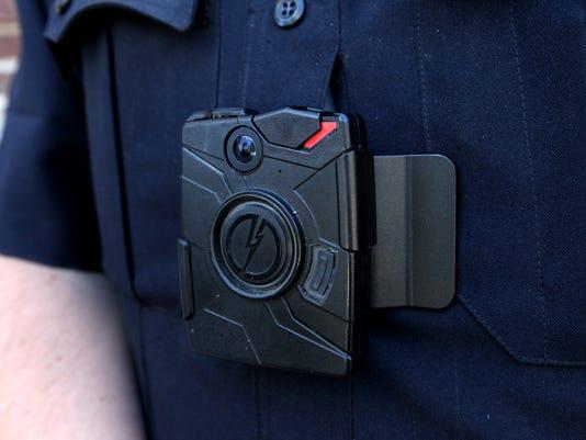 AP POLICE BODY CAMS A USA MI