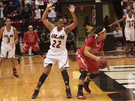 ULM v UL Lafayette Women's basketball