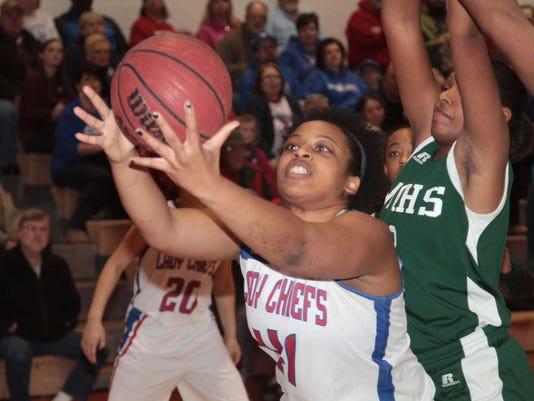 LHSAA Class 4A Girls Basketball Playoffs - West Ouachita/Morgan City