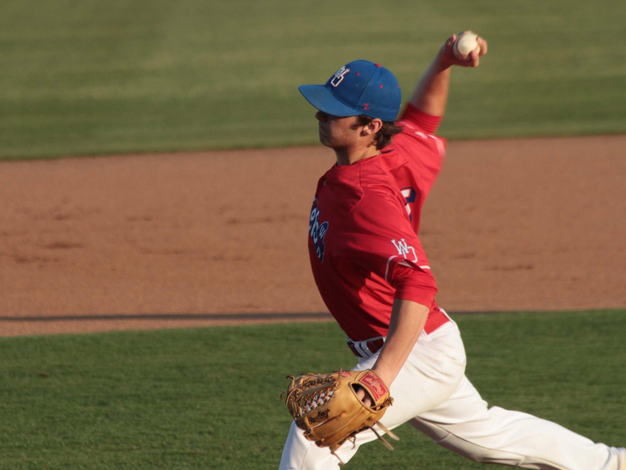 West Ouachita hosts South Terrebonne Tuesday at 5 p.m. to begin the LHSAA Class 4A baseball playoffs.