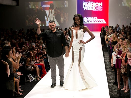 2014 Fashion Week El Paseo - The Superstars of Project Runway