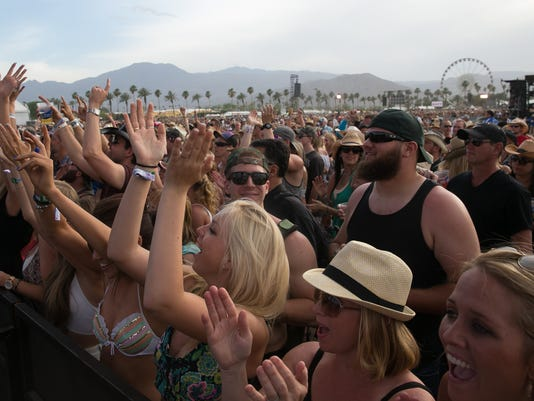 2014 Stagecoach California's Country Music Festival