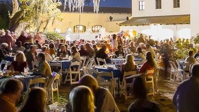 Elder Care Services' Oktoberfest will be held at Mission San Luis on October 23.