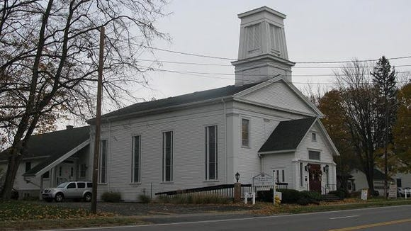 First Baptist-Church of Penfield