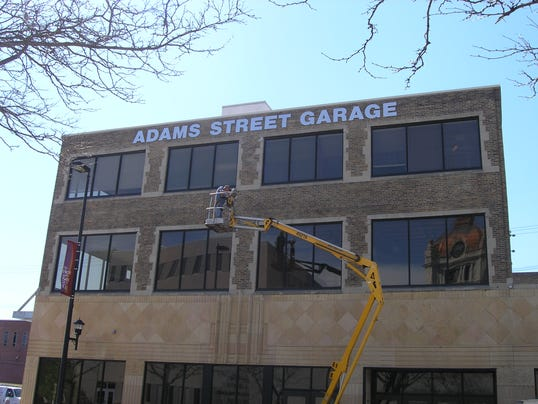 Adams Street Garage