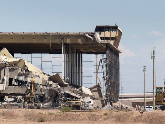Demolition of iconic Phoenix Trotting Park horse-racing