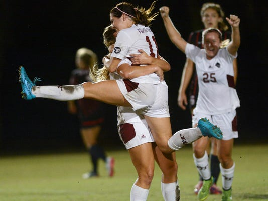 College Soccer: Tampa at Florida Tech