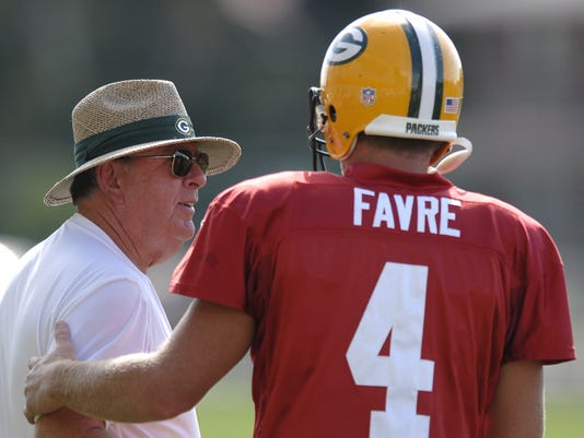 Green Bay Packers training camp/8.16.06
