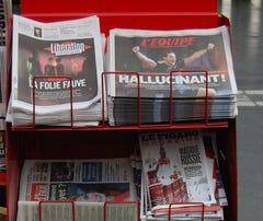 Montini: 'Vive la France' for not printing terrorists' names