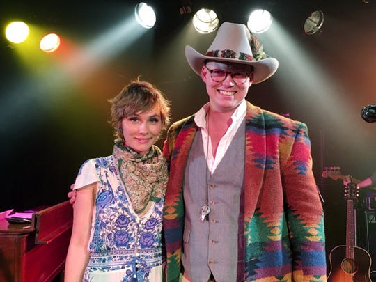 """""""Nashville"""" actress Clare Bowen, who battled  childhood cancer, supported her brother, Timothy, through his 2015 battle with cancer."""