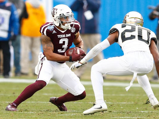 NCAA Football: Belk Bowl-Wake Forest vs Texas A&M