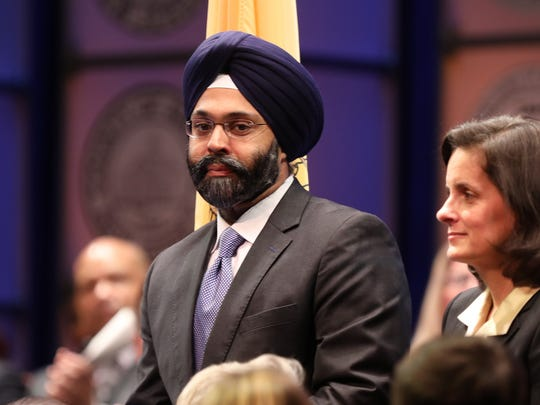 Attorney General Gurbir Grewal.
