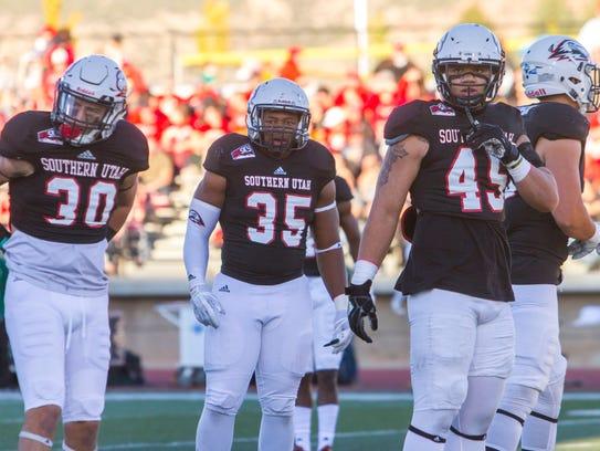 College football: Cal Poly at Southern Utah, Saturday,