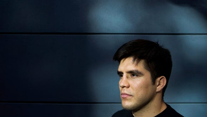 Former Maryvale standout Henry Cejudo will makes his MMA debut December 13 at US Airways Center.