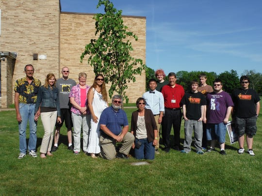 The Matthew Bowden Kehl Memorial Tree Ceremony was held June 2.