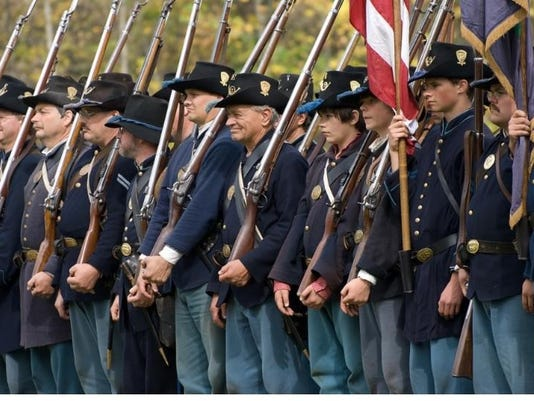 Wade House Civil War soldiers lineup.jpg