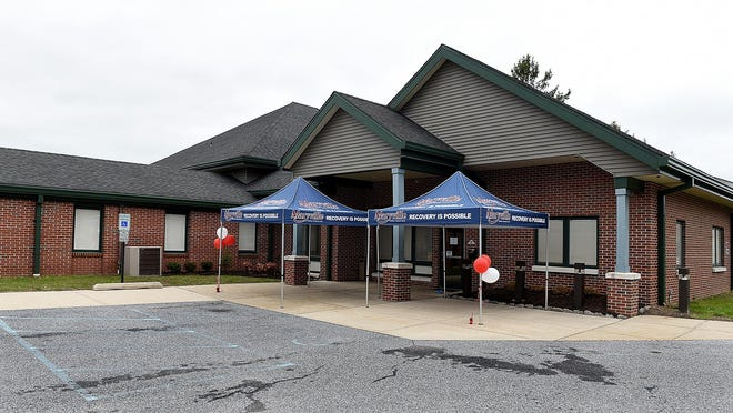 File - Maryville at Post House Addiction Center in Pemberton Township officially opened Friday, though it had been operating since February.