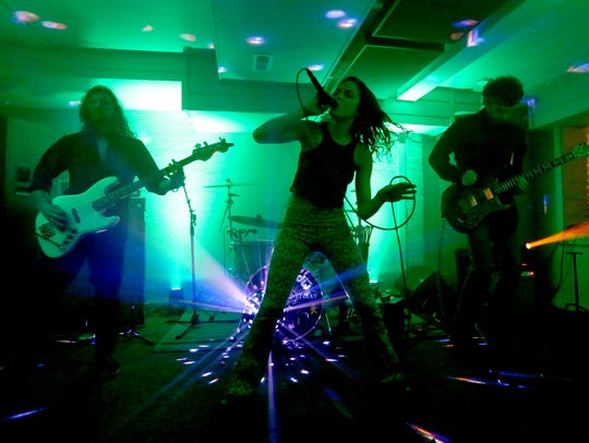 Fortune's Folly performs at the Space Concert Club