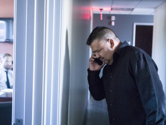 Antonio Velasquez deportation cancelled at the last minute