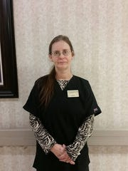 Lenette Herschberger was selected as the Employee of