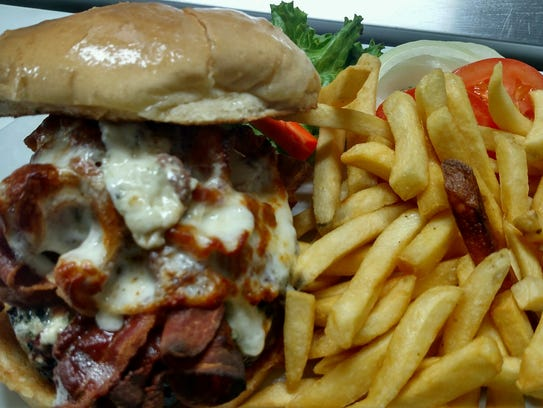 The Ultimate Burger from BW's Burgers