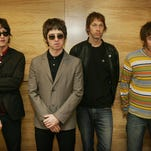 Members of the 2006 version of Oasis include Gem Archer, left, Noel Gallagher, Andy Bell and Liam Gallagher. Noel Gallagher left in 2009 and the band then changed its name to Beady Eye.