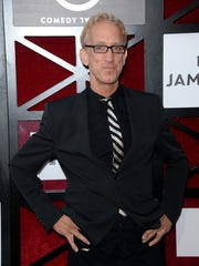 Comedian Andy Dick says he was attacked outside a nightclub in New Orleans after performing there this weekend.