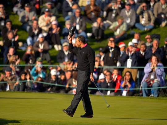 Tiger Woods Is The Host Who Can Boast With Friday Round