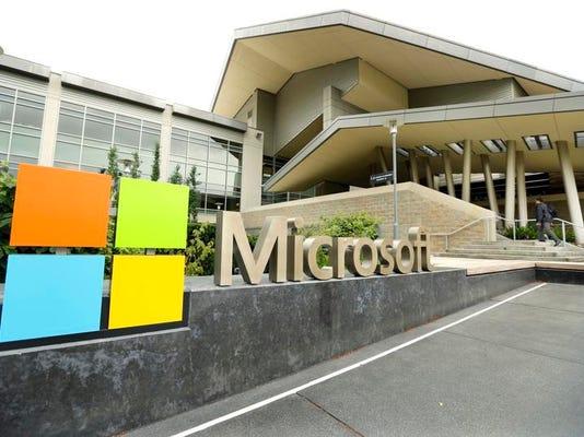 Microsoft Layoffs