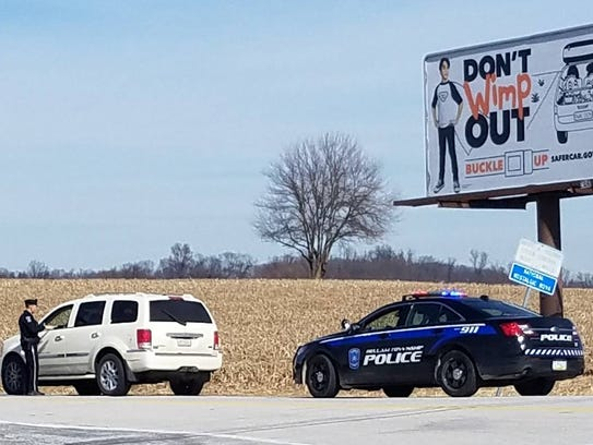 Jeff Bowman of the Highway Safety Network snapped this