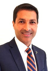 Shafik Dharamsi is the new dean of UTEP's College of