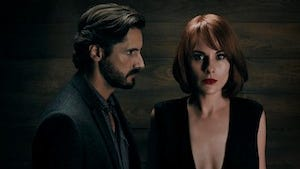 Michelle Dockery and Juan Diego Botto will star in new TNT drama, 'Good Behavior' in 2016.